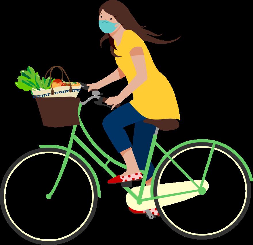 mare en bici bici 2